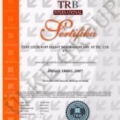 ULKE-OHSAS-180011